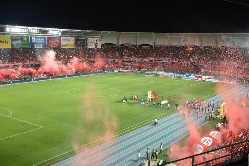 Estadio Pascual Guerrero reabre sus puertas este sábado para hinchas del América