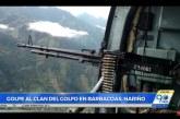 Desvertebrada banda al servicio del Clan del Golfo en Barbacoas, Nariño