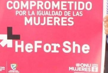 'He for she' campaña que busca crear agentes de cambio en la igualdad de género