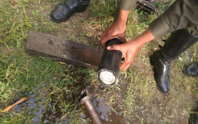 Incautados 2.000 gramos de cocaína ocultos en una pieza de automóvil