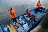 Más de 11 toneladas de cocaína se han incautado en el Pacífico durante el 2017