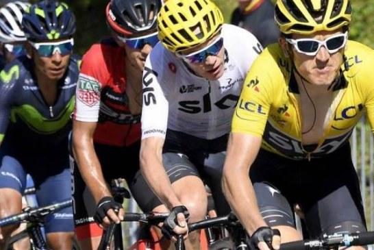 Ciclismo: Etapa 16 del Tour y el Mundial de BMX