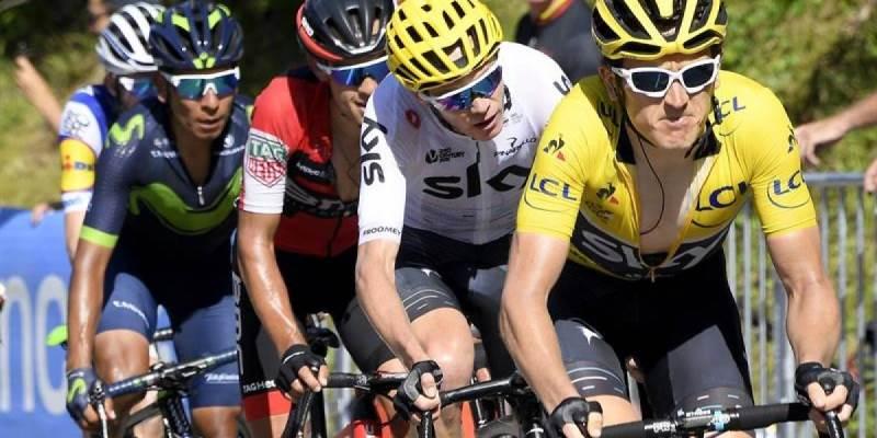 Nairo Quintana se mantiene noveno terminada la etapa 6 del Tour de Francia
