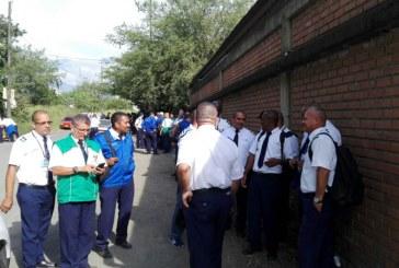 Plantón de conductores de GIT Masivo afectó operación del Mío en el sur