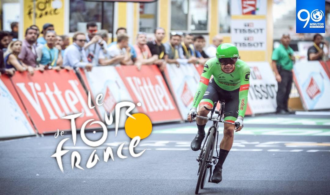 Rigoberto Urán, el 'Toro de Urrao' subcampeón del Tour de Francia