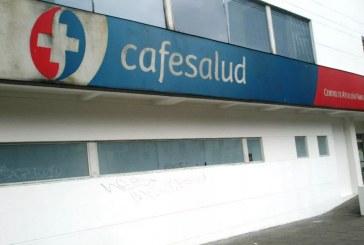 Gobernación se encargaría de los reclamos de pacientes del plantón en Cafesalud