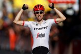 En etapa 15 del Tour de Francia, Nairo quedó fuera del Top 10