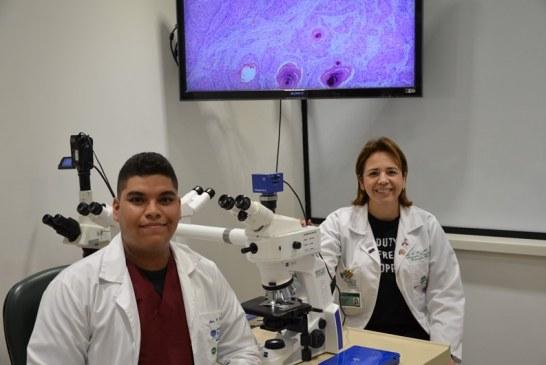 Universitario caleño ganó concurso nacional de fotografía médica