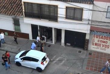 En video: Así quedó registrado el momento en que ocurrió el triple homicidio en Alameda