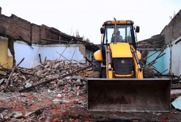 Viviendas dedicadas al expendio de droga en Palmira fueron demolidas
