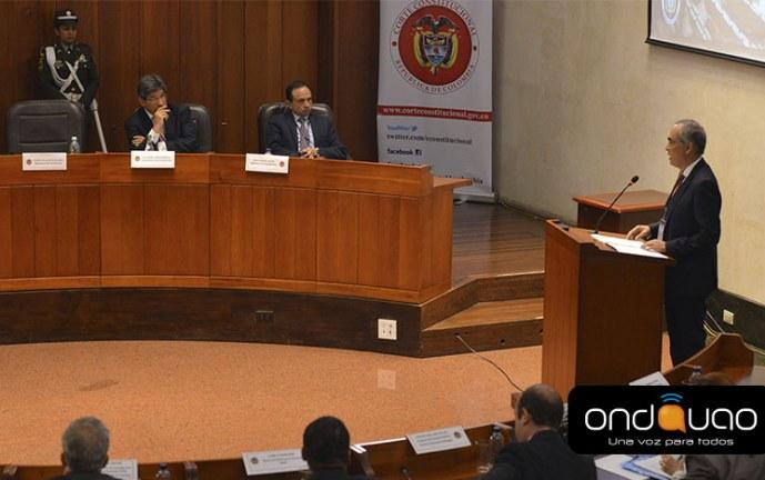 Participación política de Farc garantizaría finalizar el conflicto: Comisionado de Paz