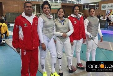 Por tercer año consecutivo el Valle se corona campeón del Nacional de esgrima