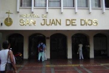 Gobernación dispondrá 2.300 millones para aliviar crisis en el San Juan de Dios