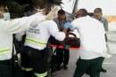 Fuerza Aérea rescata un soldado y dos guerrilleros del ELN heridos en combate