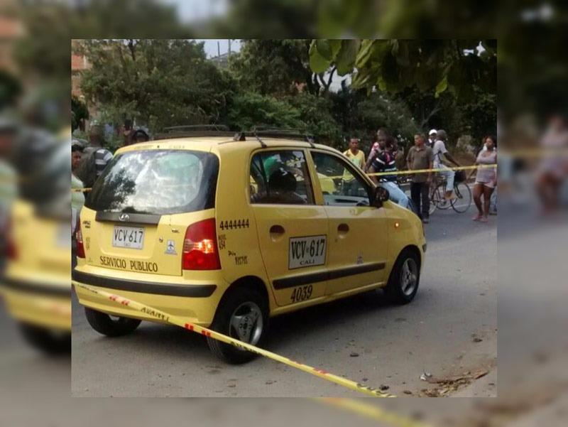 Investigan si pasajero asesinó a taxista luego de pagarle la carrera en Ciudad Córdoba