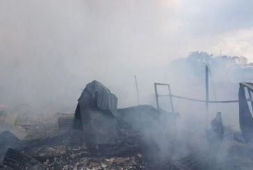 Alcaldía entregó 130 ayudas humanitarias a víctimas de incendio en nororiente de Cali