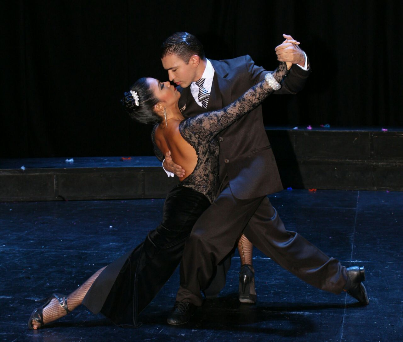 Profesor de baile de Icesi representará a Colombia en el mundial de tango de Argentina