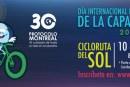 A dos ruedas se celebrará en Cali el Día Internacional de la Capa de Ozono