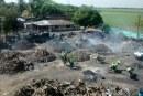 Pretendían elaborar carbón vegetal en Yumbo, la Policía los capturó en flagrancia