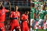América y Deportivo Cali, se enfrentan por Copa en medio de necesidades