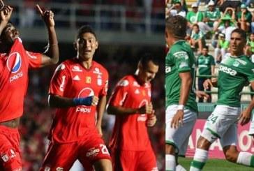 En un clásico con poco fútbol, Deportivo Cali clasificó a semifinales de la Copa Águila