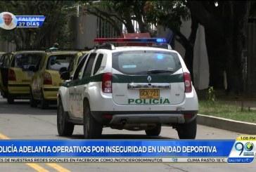 Coliseo del Pueblo, intervenido por la policía ante contantes robos