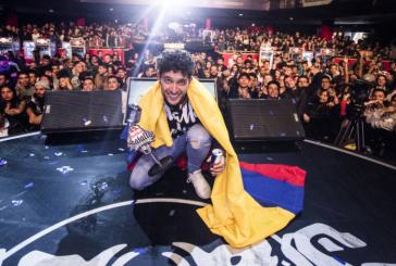 Colombia ya tiene 'gallo' para la batalla internacional de Hip- Hop freestyle de Red Bull