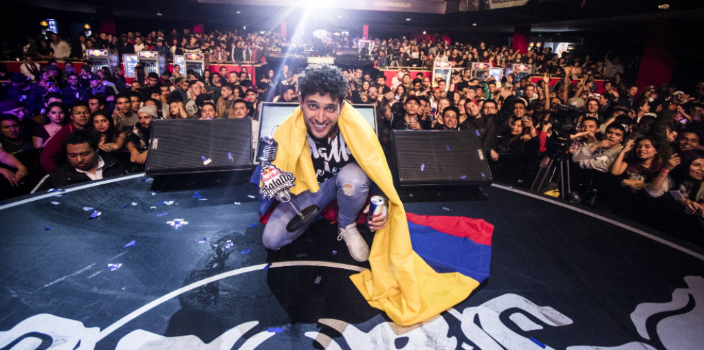 Colombia ya tiene 'gallo' para la batalla internacional de Hip- Hop freestyle de Red Bull