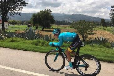 Colombiano Miguel Ángel López ganó etapa 11 de la Vuelta a España