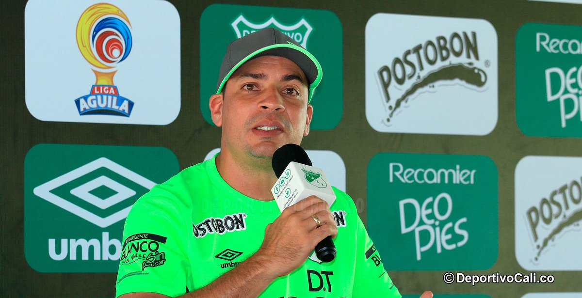 Esta decisión tomó Deportivo Cali sobre continuidad de Héctor Cárdenas