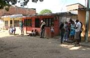 Comenzó nueva jornada de desalojos en sector del jarillón del río Cauca