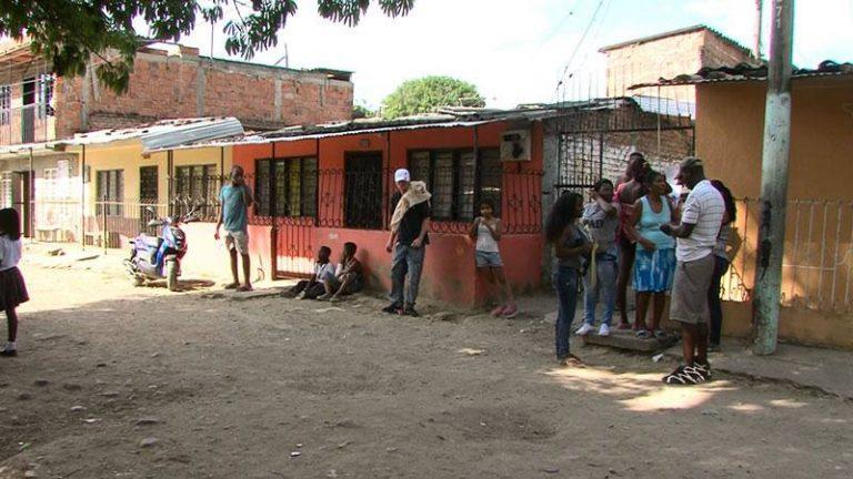 Inició nueva jornada de desalojo en el Jarillón del río Cauca