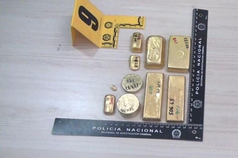 Desarticulan banda en Cali dedicada a la extracción ilegal de oro