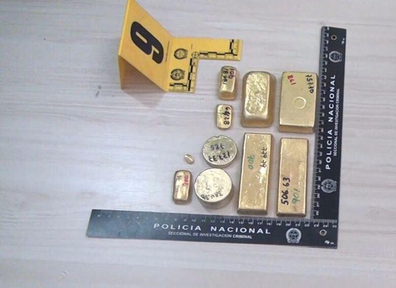 Desarticulan banda en Cali dedicada a la comercialización ilegal de oro