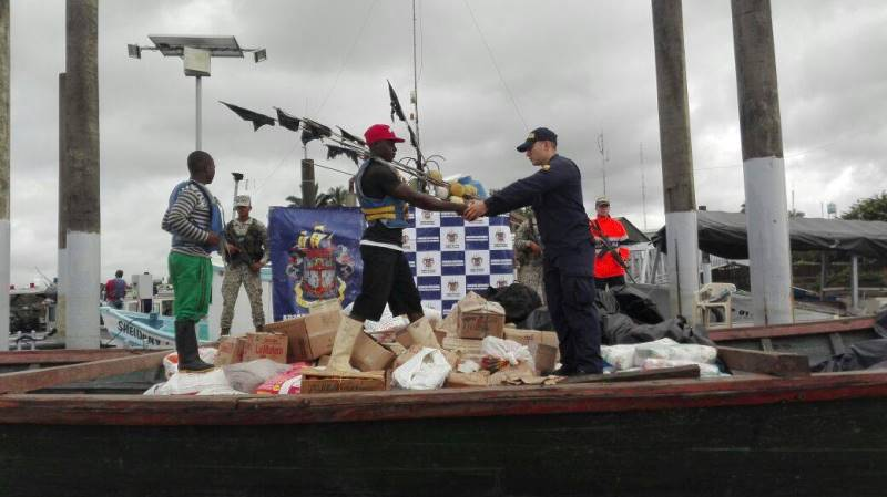 Recuperan embarcación asaltada en la bahía interna de Buenaventura