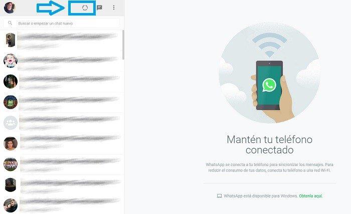 WhatsApp Web incluye soporte para los 'Estados'