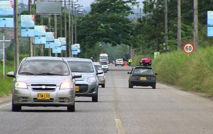 Continúa prohibición de carros y motos durante este puente festivo en Jamundí