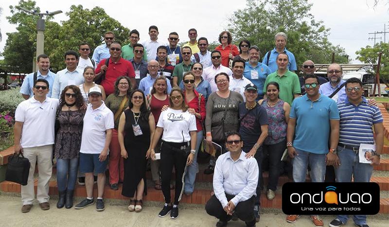 La radio Universitaria se reunió y reflexionó en la Guajira