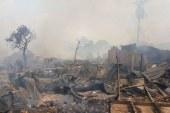 Así respondió Alcaldía y organismos de socorro al incendio de Brisas del Cauca