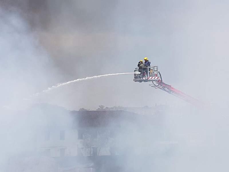 Incendios forestales en Cali han aumentado durante el mes de agosto