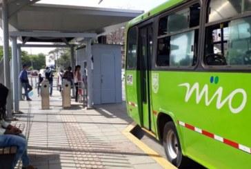 Metrocali suspendió temporalmente una ruta y desvió dos más en Valle del Lili