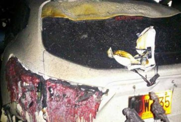 Ocho vehículos afectados dejó incendio en sótano de unidad residencial de Valle del Lili