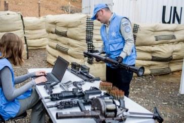 Comisión de la ONU fue atacada por el ELN cuando extraían armas de las Farc en el Cauca