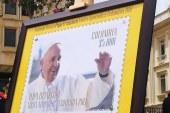 38 mil estampillas están en circulación en homenaje a Visita del Papa Francisco a Colombia