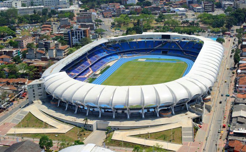 ¿Se pone en riesgo a Cali como sede de la Copa América por la mala iluminación del Pascual Guerrero?