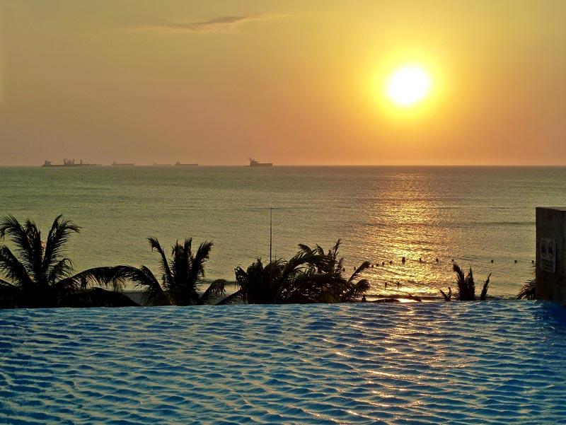 Las 5 playas con los mejores atardeceres de Colombia