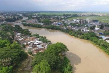 Se entregaron los primeros 6.7 kilómetros reforzados del jarillón del Río Cauca