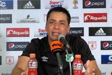 Video: Rueda de prensa en la que Héctor Cárdenas lloró por situación en Deportivo Cali