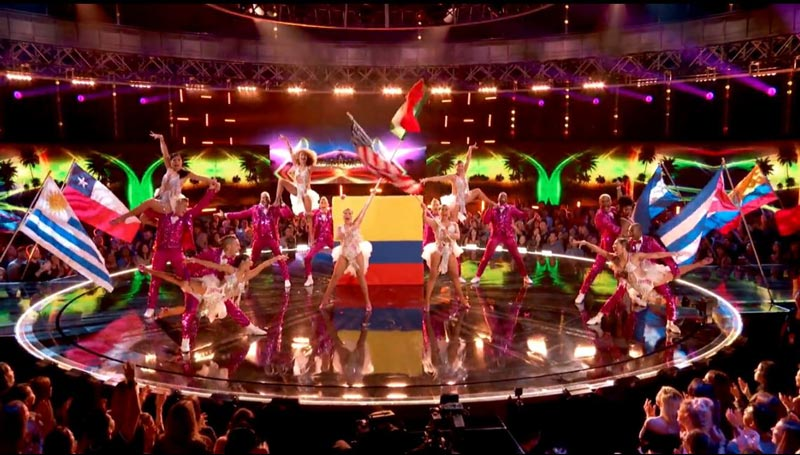 Swing Latino a un paso de ganar 'reality' estadounidense World of Dance