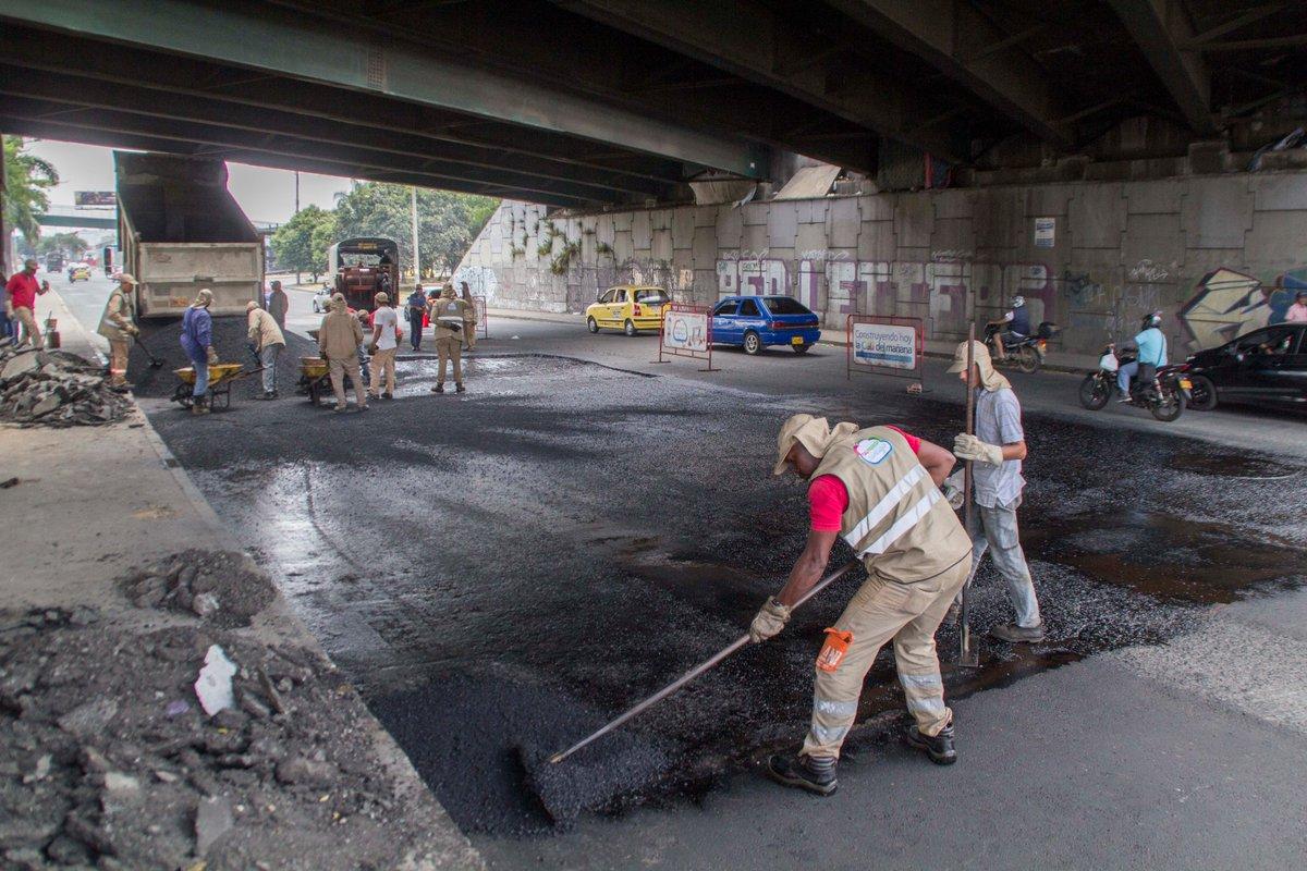 Programa Bachetón se tomará los más de 10 kilómetros de la Avenida Ciudad de Cali